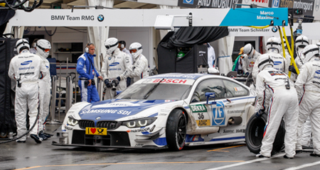Samsung SDI Automotive Battery – BMW Sponsorship