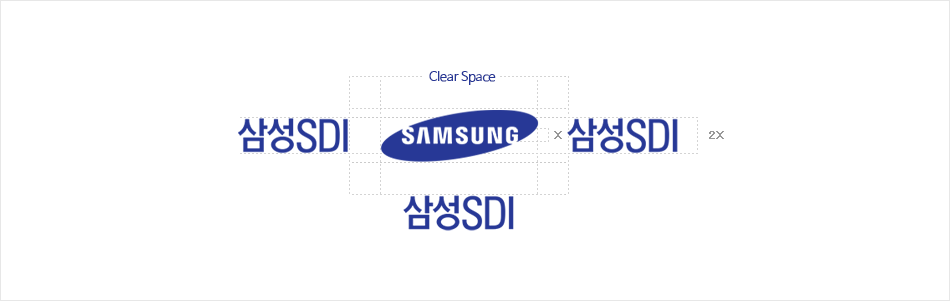 samsung logo history in not scary