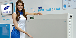 Samsung SDI Unveils New Energy Storage Products at Intersolar Europe 2015