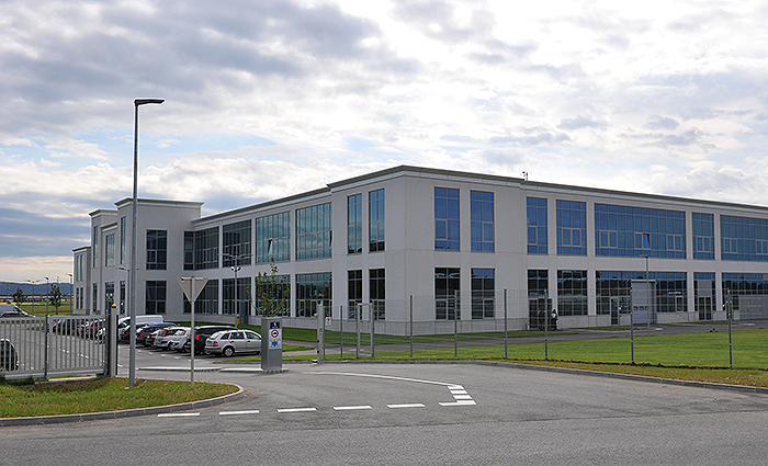 MSBS Austria factory