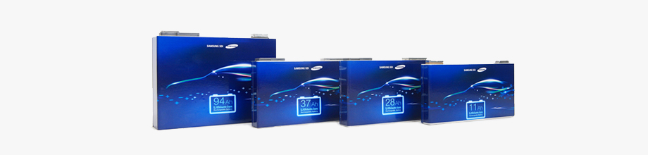 Samsung SDI Automotive Battery - Excellent productivity and cost savings