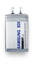 Samsung SDI Polymer Battery Cell for Laptop