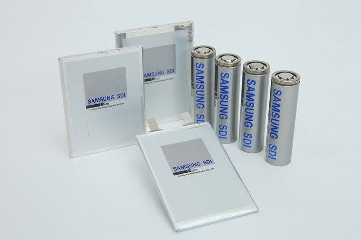 The Four Components of a Li-ion Battery